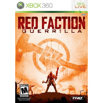 Red Faction: Guerrilla - Xbox 360