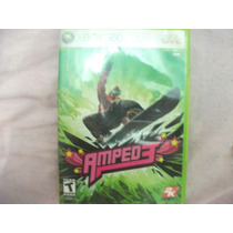 Amped 3 Xbox 360 Original