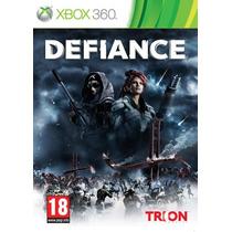 Xbox 360- Defiance- Usado