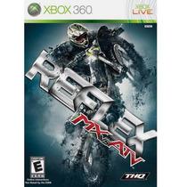 Jogo Novo Lacrado Reflex Mx Vs Atv Para Xbox 360