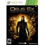 Deus Ex Human Revolution Xbox 360 Novo Lacrado