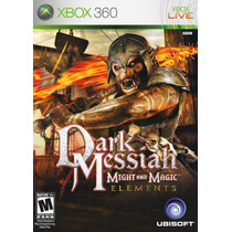 Dark Messiah Of Might & Magic - Xbox 360