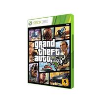 Gta V Grand Theft Auto 5 Xbox 360 Português Pronta Entrega