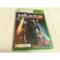 Mass Effect 3 Compatível Com Sensor Kinect