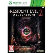 Resident Evil Revelations 2 Xbox360 Original Lacrado Mf