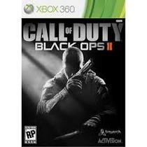 Call Of Duty Black Ops 2 Xbox360 Usado Original Midia Fisica