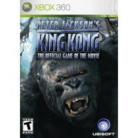 Jogo Novo King Kong The Official Game Of The Movie Xbox 360