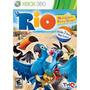 Rio - Jogo Infantil Xbox 360 - Novo