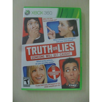Truth Or Lies Someone Will Get Caught - Original Ntsc