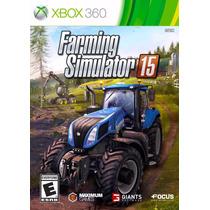 Farming Simulator 15 - Pronta Entrega - Temos E-sedex