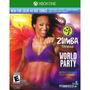 Zumba Fitness World Party - Jogo Xbox One - Dança - Kinect