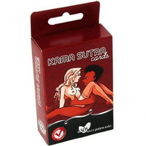Baralho Kama Sutra Em Desenho - Toy Sex Shop - 3020