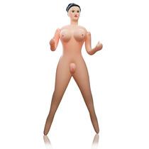 Boneca Inflável Sexy Erótica Barbie Bucetinha