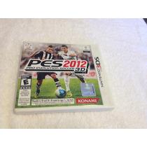 Pes 2012 Pro Evolution Soccer 3d Completo