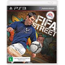 Fifa Street 4 Playstation 3-jogo Futebol De Rua Ps3 Em Disco