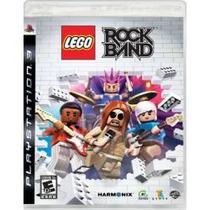Lego Rock Band Ps3 Americano, Envio Imediato Nota 10