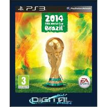 Fifa World Cup 2014 Fifa Copa Do Mundo Ps3 Brasileiro