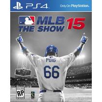 Major League Baseball Mlb 15 The Show Ps4 Primaria