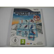 Jogo Winter Sports 2009 - Nintendo Wii - Europeu Pal