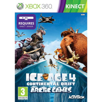 A Era Do Gelo 4 - Ice Age - Xbox 360 Kinect - Ntsc - Lacrado