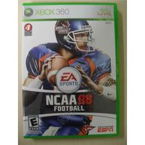 Ncaa Football 08 - Original Sedex A Partir De R$ 9,99