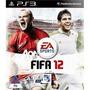Fifa 12 - Jogo Playstaion 3 - Semi Novo Sem Online Pass!!