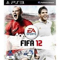 Fifa 12 - Jogo Playstaion 3 - Semi Novo