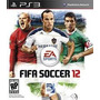 Jogo Semi Novo Fifa Soccer 2012 Do Playstation Ps3 Impecavel