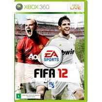 Fifa 12 Xbox 360 Original E Lacrado - Dvd - Pronta Entrega
