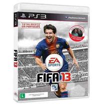 Ps3 Fifa 13 Jogo Do Playstation 3 Original Lacrado!!!