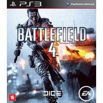 Battlefield 4 Bf4 Ps3 Original (engl) - Pronta Entrega