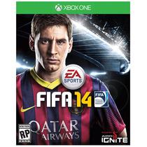 Fifa 2014 14 Português Xbox One Lacrado - Frete Grátis