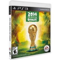 Copa Do Mundo Fifa Brasil World Cup 2014 Ps3 Português