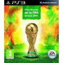 Fifa World Cup 2014 Pt-br Ps3 Envio Imediato