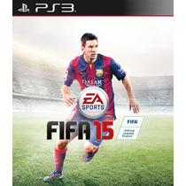 Fifa 15 - Pré-venda - Código Psn - Ps3 - Gamesgo