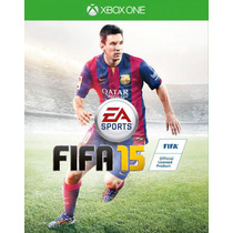 Ea Sports Fifa 15 2015 Portugues Xbox One Original Lacrado