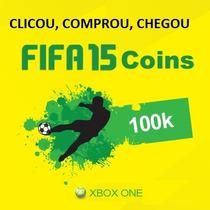 100.000 Coins Fifa 15 Ut Xbox One Fifa 2015 Comprou, Chegou