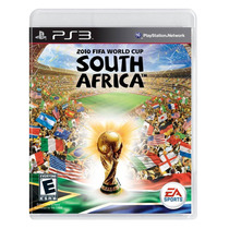 2010 Fifa World Cup South Africa - Ps3 Original Seminovo!