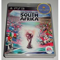 South Africa 2010 Fifa World Cup | Futebol | Ps3 | Original