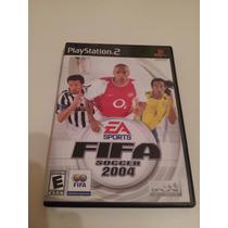 Fifa Soccer 2004 Playstation 2 Completo
