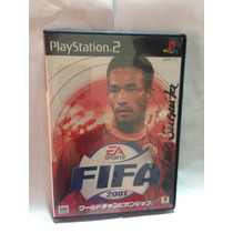 Cd De Play 2 Original Fifa 2001