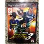 Cd De Play 2 Original J League 3 ( Anterior Ao Pes )