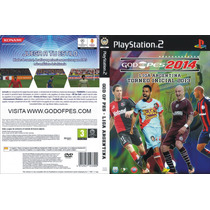 Patch God Of Pes 2014 Liga Argentina Ps2 + Frete Gratis