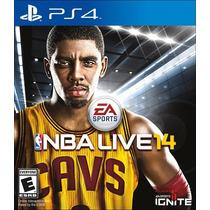 Nba Live 14 Ps4 Novo E Lacrado Rcr Games