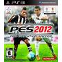 Pro Evolution Soccer - Ps3 Original Seminovo!