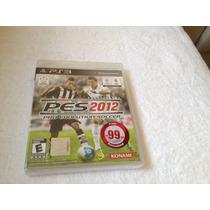 Pes 2012 Pro Evolution Soccer - Lacrado
