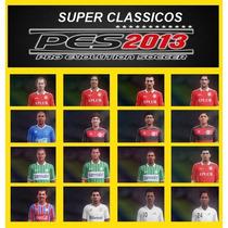Patch Super Clássicos Pes 2013 Ps3