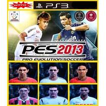 Patch Brasileirão + Bundesliga 2013/2014 Pes 2013 Ps3 Usa