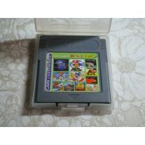 Cartucho Jogo Game Usa Advance Color 32 In 1 / Arte Som
