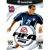 Nintendo Gamecube- Fifa Soccer 2003-original-usado-americano